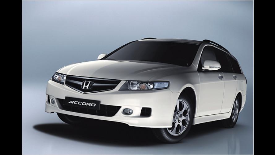 Honda Accord 2.0 für 299 Euro im Monat ohne Anzahlung