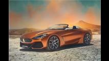 Premiere: BMW Concept Z4