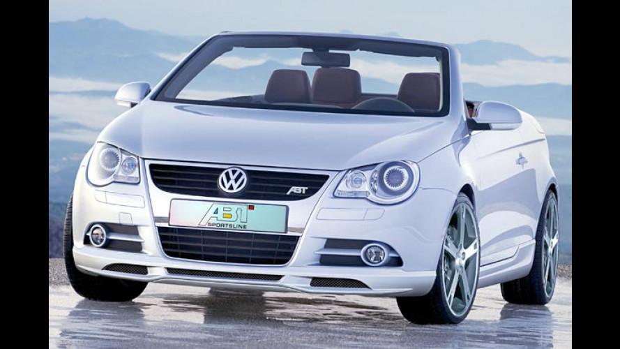 VW Eos: Abt presst dem Frischlüfter Sturm unter die Haube