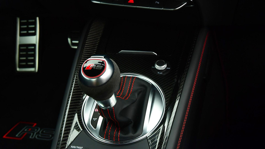 Why Audi's Performance Models Don't Have Manual Transmissions