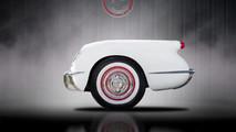 Automotive Overhang Art Series