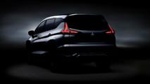 Mitsubishi Expander SUV Teaser