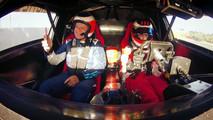 Rubens Barrichello And Son