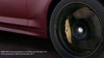 BMW M5 F90 screenshot