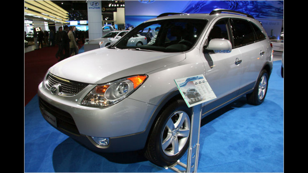 Hyundai Veracruz / iX55