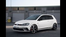 VW Golf GTI Clubsport com 290 cv celebra 40 anos do esportivo