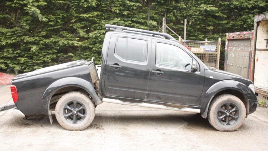 Nissan Navara - Une épidémie de châssis coupés en deux provoque la colère de propriétaires