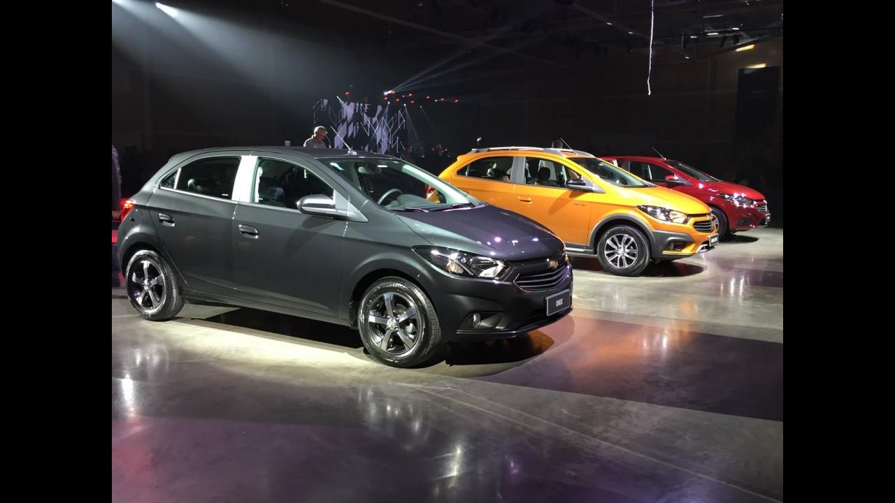 Otimista, GM do Brasil projeta crescimento de 12% para 2017