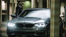 BMW Films' The Escape BTS