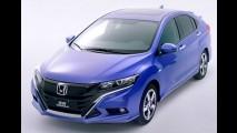 Honda City hatchback é revelado oficialmente - veja fotos