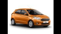 Ford congela planos de produzir família de compactos para emergentes