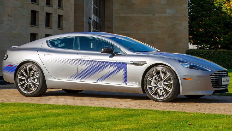 L'Aston Martin Rapide électrique va-t-elle passer à la trappe ?