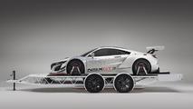 2017 Acura NSX GT3, SEMA Fuarı