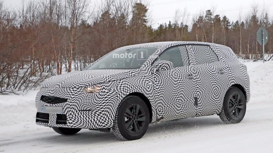 Opel Grandland X yakından görüntülendi