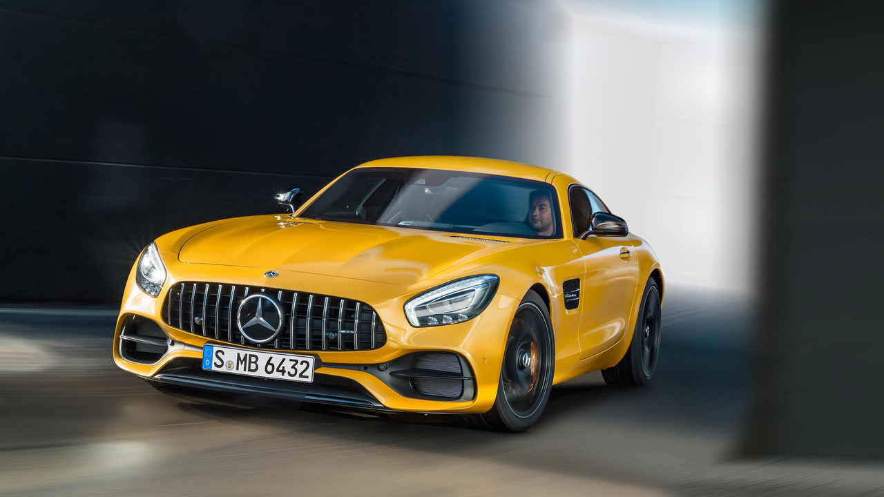 Mercedes-AMG GT and GT S refresh