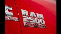 Volta Rápida: Bruta no tamanho, RAM 2500 é dócil e confortável