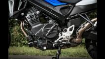Avaliação exclusiva: já aceleramos a nova BMW F800R 2015