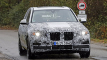 2018 BMW X5 spy photos