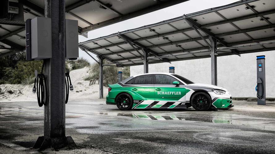 Schaeffler 4ePerformance Audi RS3
