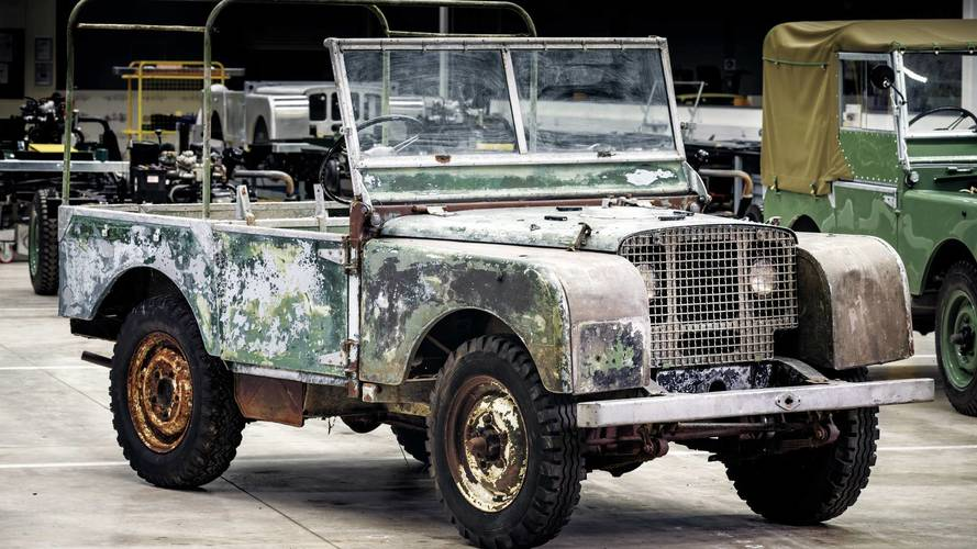 70 Years of Land Rover