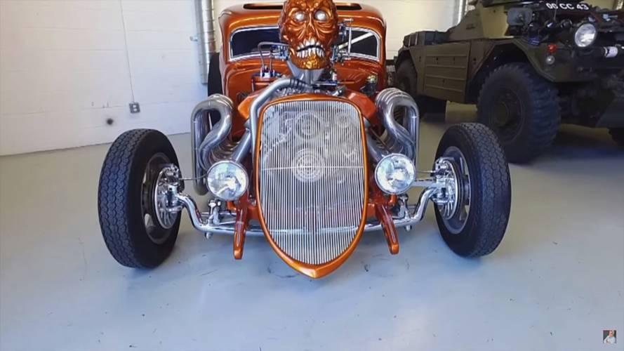 Jeff Dunham Car Collection