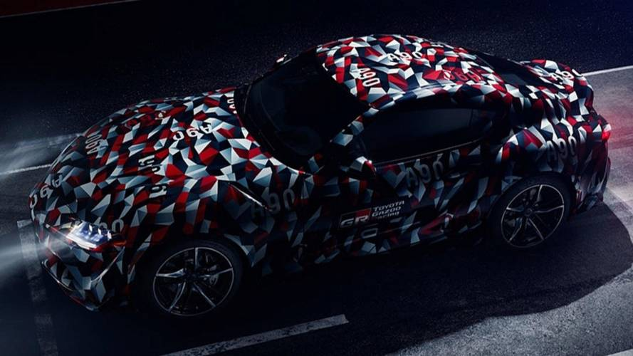 New Toyota Supra Will Make Some Kind Of Debut At Goodwood