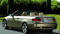 New BMW 3 Series Convertible