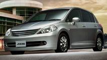 Nissan Tiida Comes to Europe