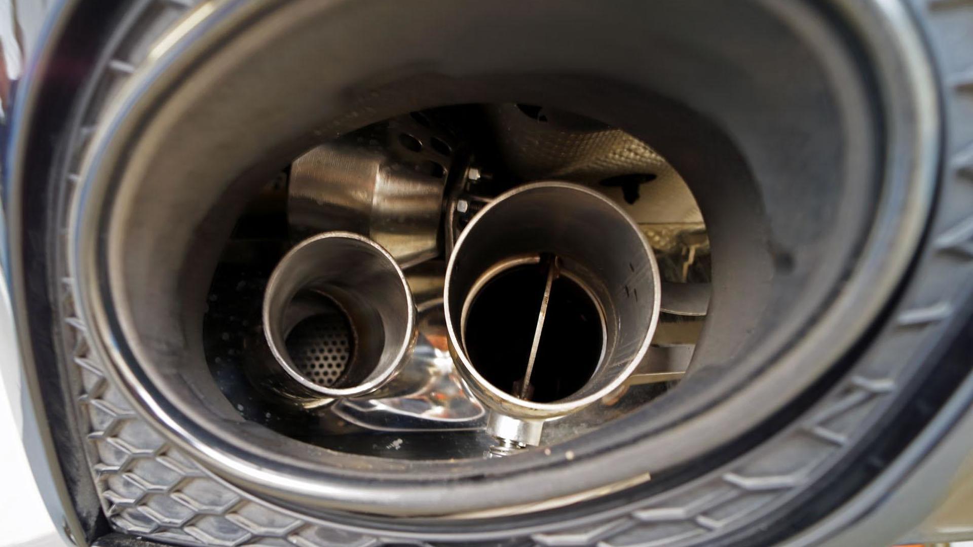 Выхлопная труба Audi RS5 от Senner Tuning