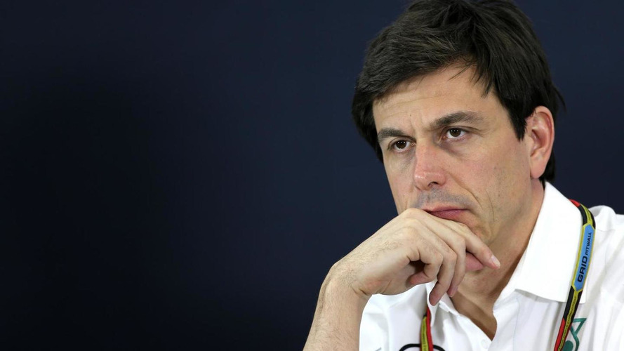 Wolff concerned about radio crackdown, super license issue