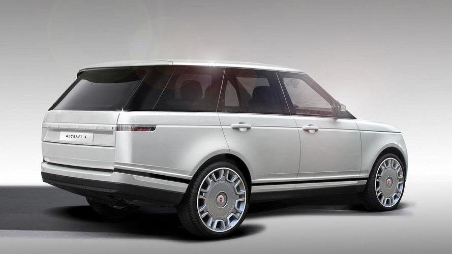 Alcraft Range Rover design study