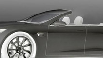 Tesla Model S Cabriolet by Newport Convertible Engineering