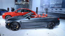 2015 BMW M4 Convertible live in New York