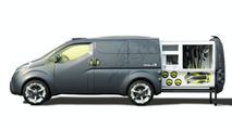 Nissan NV200 Concept van