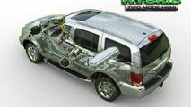 Presenting The 2009 Chrysler Aspen Hybrid