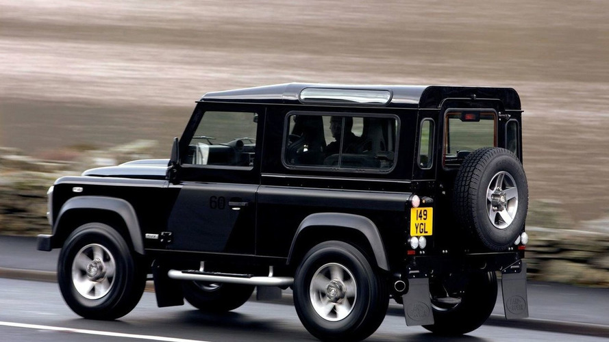 Land Rover Defender concept headed to Frankfurt - report