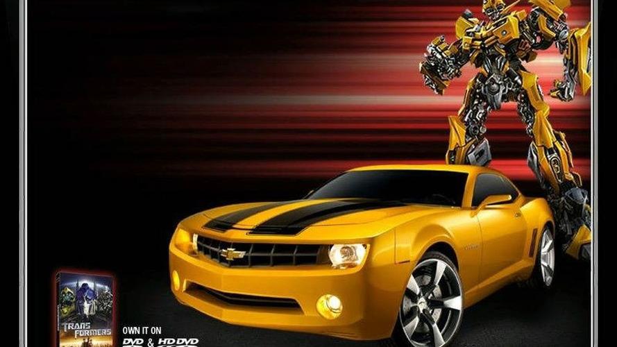 Chevrolet Camaro Bumblebee Sweepstakes (US)
