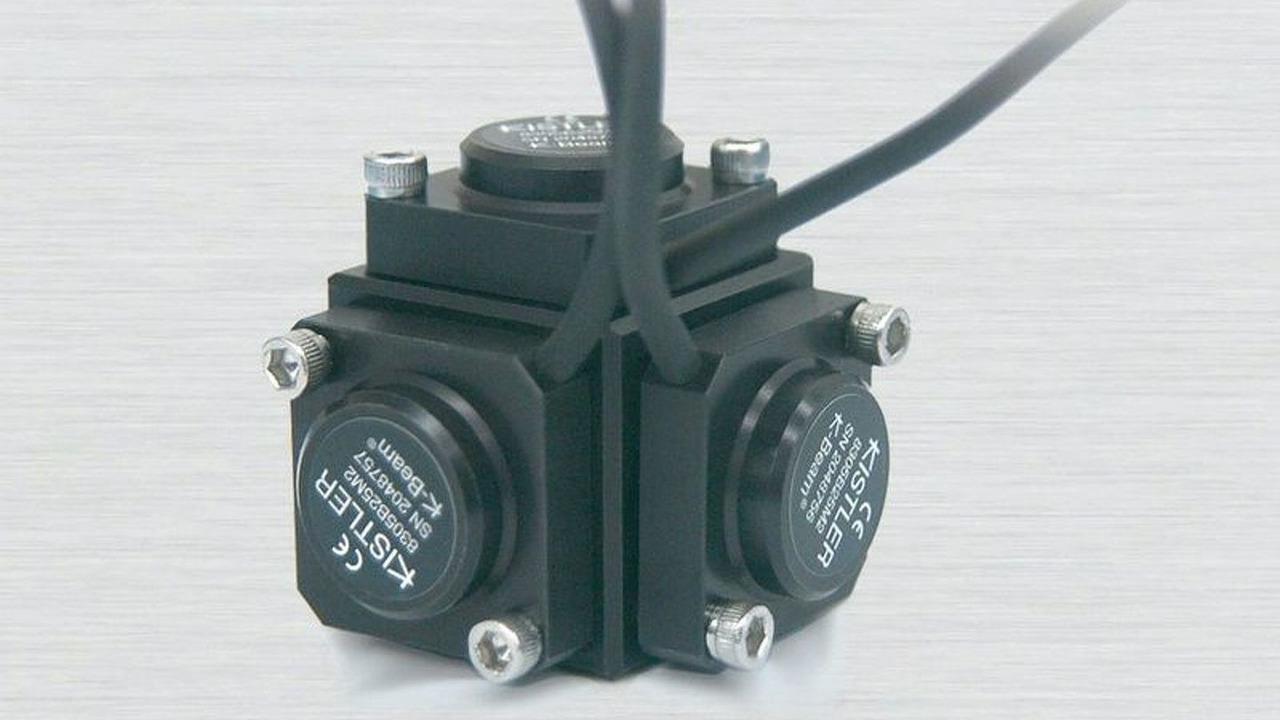 K-Beam accelerometer