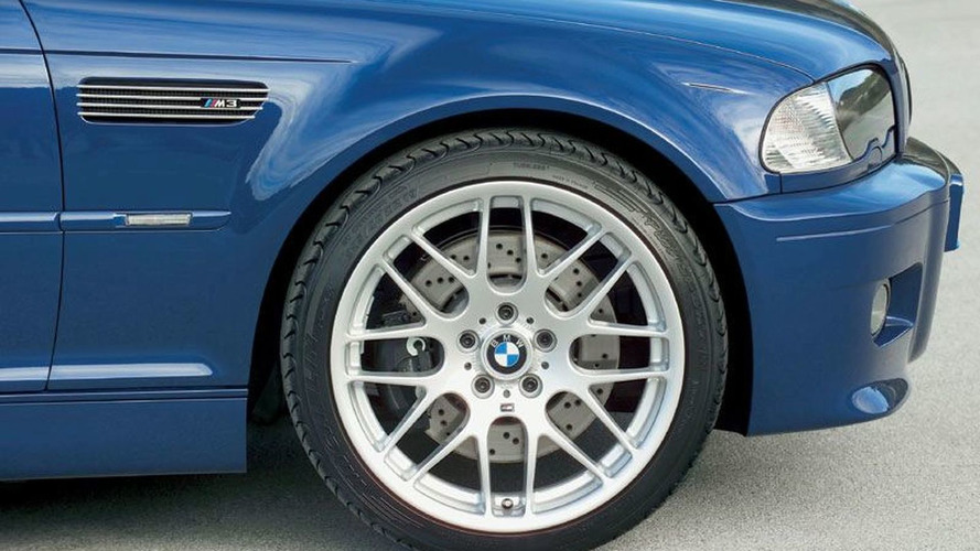2005 BMW M3 Coupe All New Competition Package
