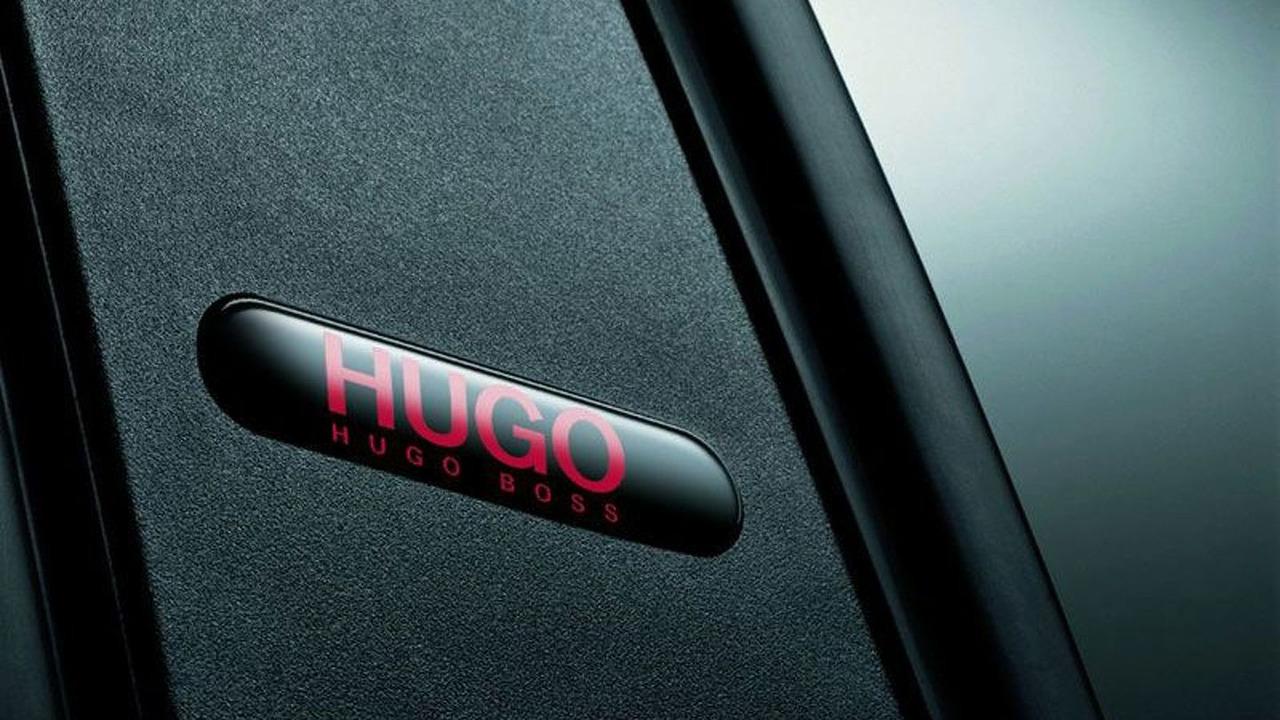 smart forfour Hugo Boss special edition