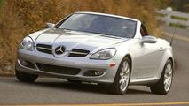 New Generation Mercedes-Benz SLK Roadster Arrives in US