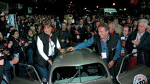 Cane/Galliani winners BMW 328 Mille Miglia Coupe