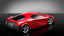 Ferrari Lafayette posterior