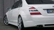Mercedes S-Class from ART Tuning