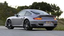WCF Test Drive: Porsche 911 Turbo