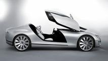 2006 Saab Aero X Concept
