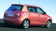 New Skoda Fabia Hatchback