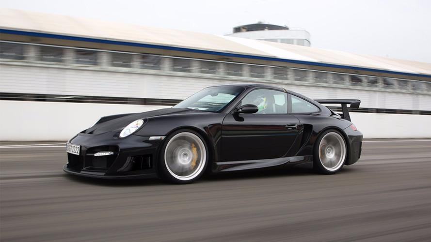 Porsche fanatiği Techart 30 yaşında