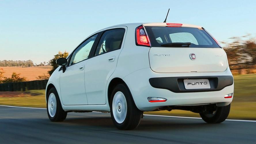 Fiat Punto Attractive 1