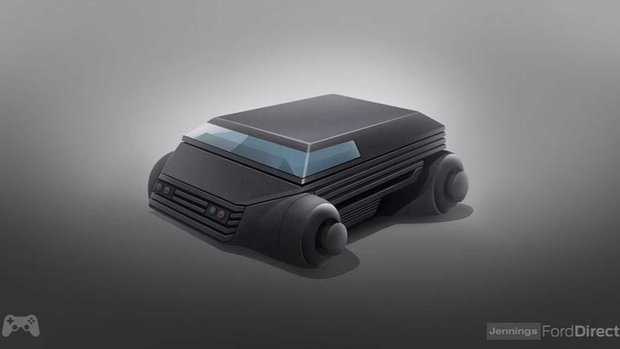 Design automobile - Des consoles de jeu comme sources d'inspiration